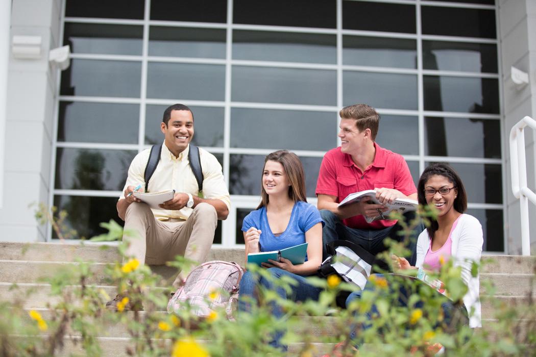 多くの留学生の受入実績があります
